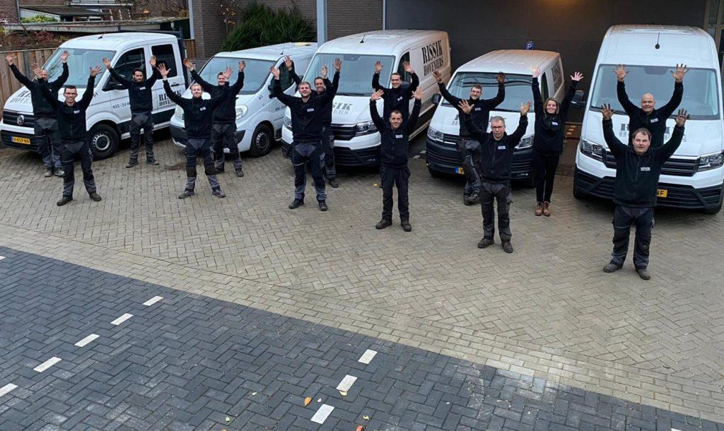 Professionele hoveniers van Hoveniersbedrijf Rissik Hoveniers